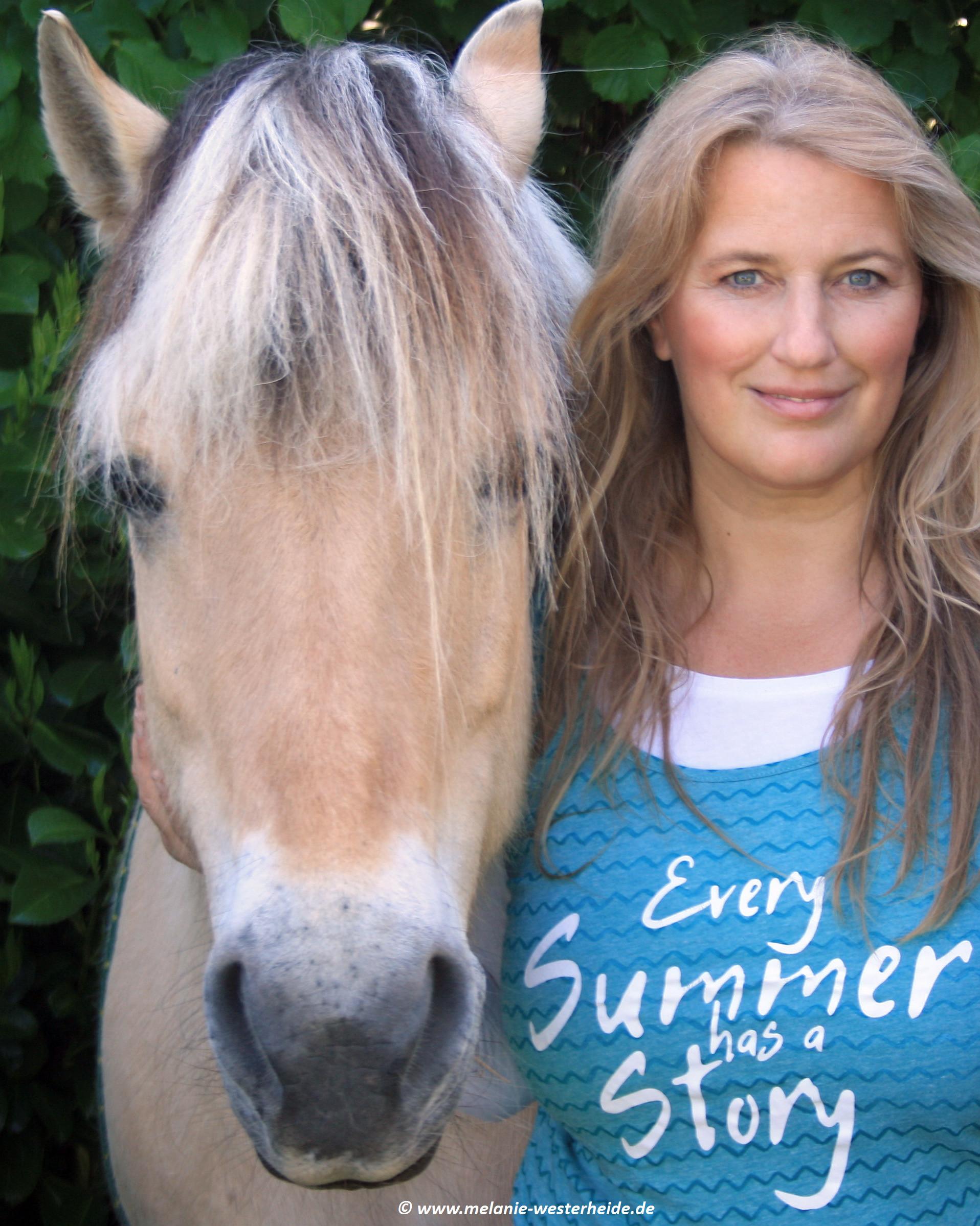 Pferdegestützte Therapie Melanie Westerheide mit Webseite